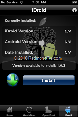 Android 2.2 on iPhone (6)