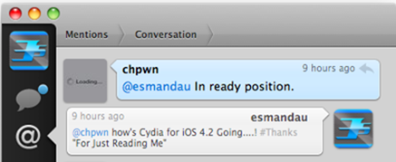 Cydia on iOS 4.2