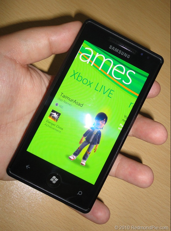 The Xbox Phone !