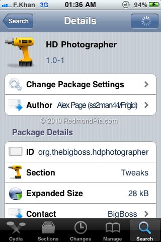 HD Photographer