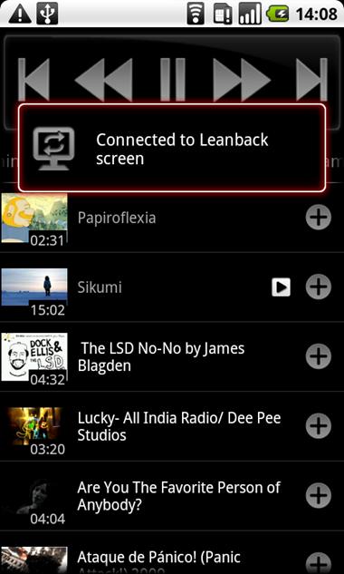 YT Remote Screenshot