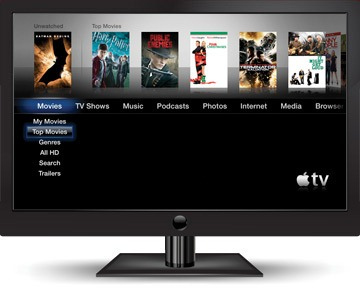 Apple TV 2G Gets Web Browser and Last fm Apps via aTV Flash