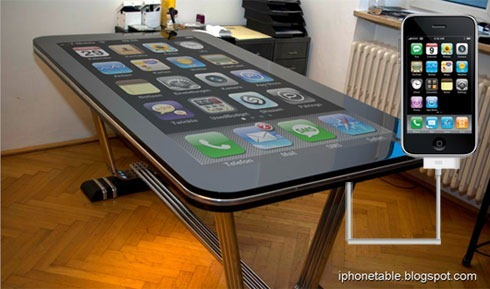 58-inch iPhone