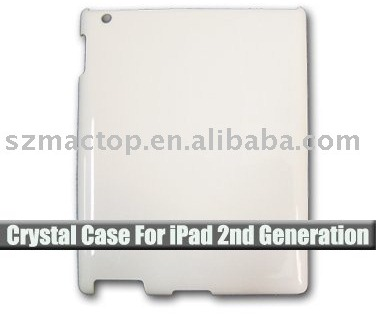 Crystal Case for iPad 2nd Generation