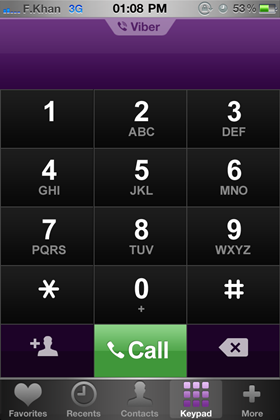 Make Free Phone Calls From Your iPhone, iPad and iPod touch