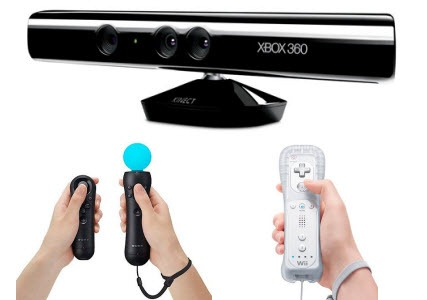 Kinect vs Wii