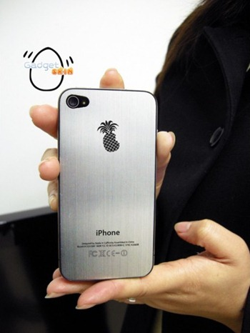 Pwnapple iPhone 4 Aluminum Case  (1)