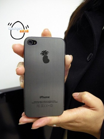Pwnapple iPhone 4 Aluminum Case  (2)