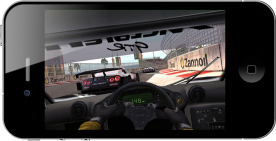 Real Racing 2 for iPhone (1)