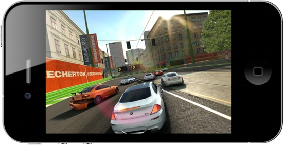 Real Racing 2 for iPhone