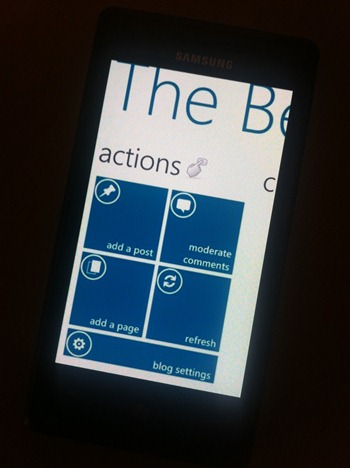 WordPress for WP7 (2)
