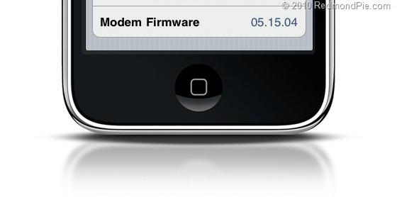 iOS 4.2 3GS Baseband