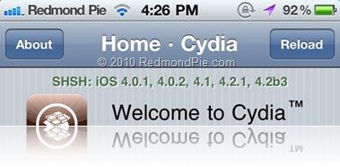 iOS 4.2b3 SHSH