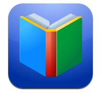 Google Books app for iOS devices