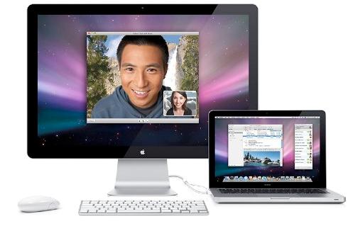 iMac and MaBook Pro