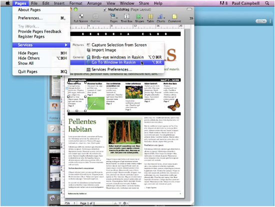 Raskin for Mac