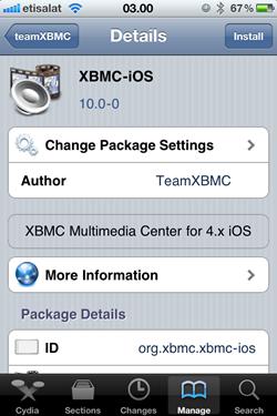 XBMC-iOS