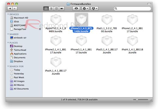 Jailbreak iOS 4.3 (1)