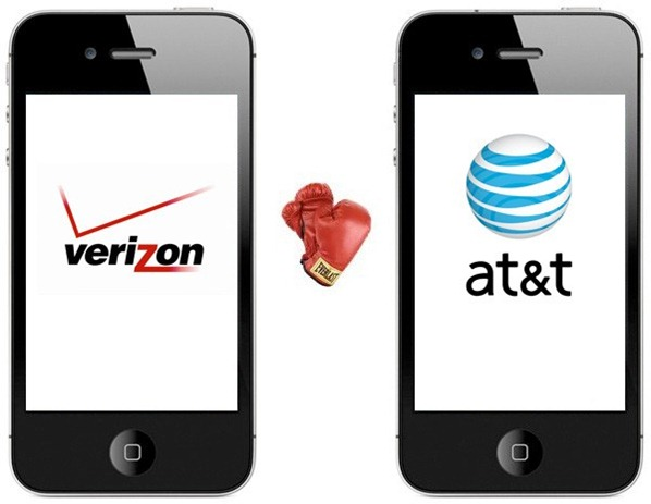 Verizon iPhone 4 vs AT&T iPhone 4