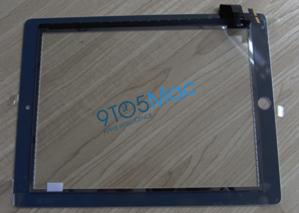 Black iPad 2G