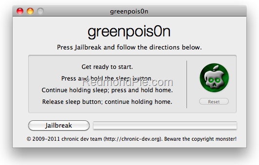 GreenPois0n iOS 4.2.1 Jailbreak (2)
