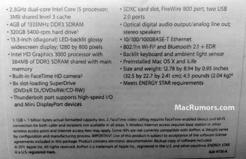 MacBook Pro 2011 (2)