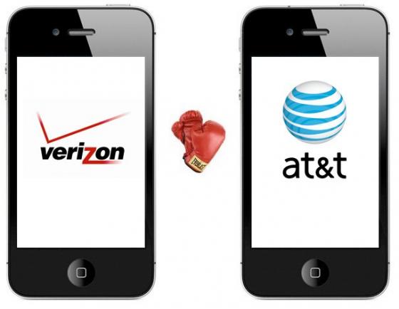 Verizon iPhone vs AT&T