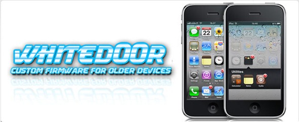 WhiteD00r Custom iOS 4.2.1 Firmware for iPhone 2G / 3G and ...