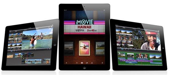 iMovie for iPad 2