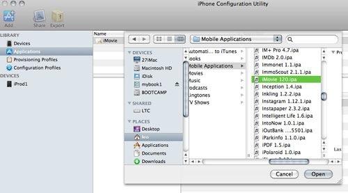 iMovie on iPad 1 (1)