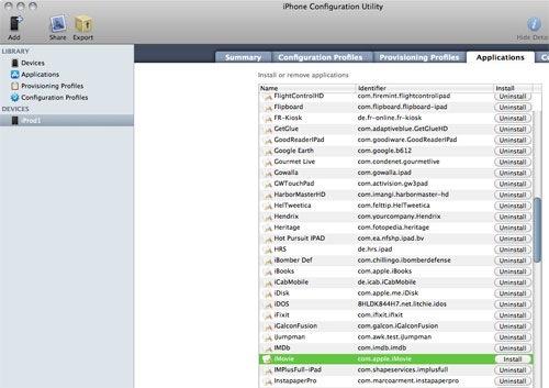 iMovie on iPad 1 (2)