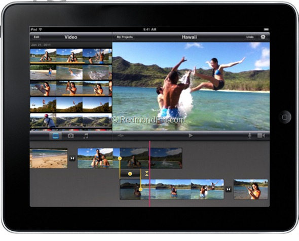 Install iMovie On iPad 1 [How To Guide] | Redmond Pie