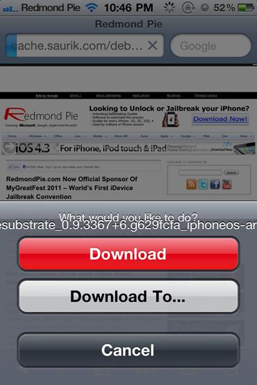 iOS 4.3 Jailbreak (1)