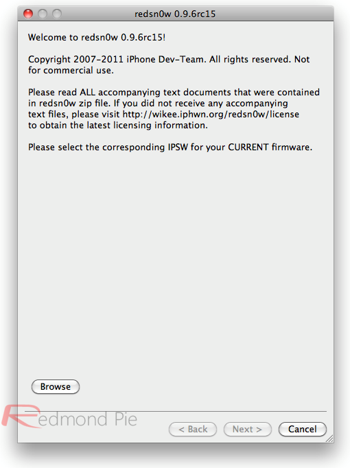 Jailbreak iOS 4.3.3 (1)