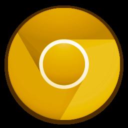 Google Chrome Canary Logo