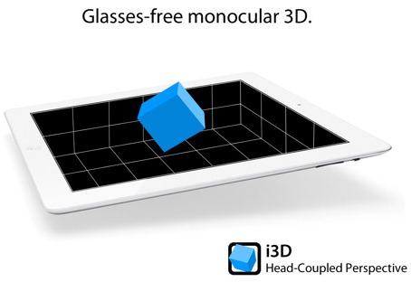 3D iPad 2