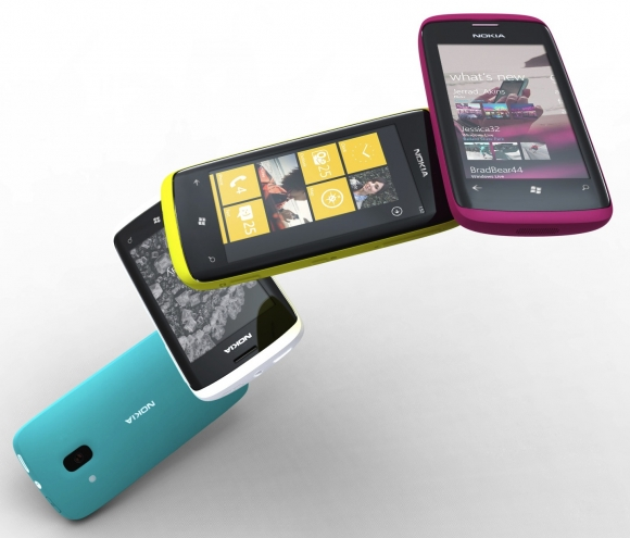 Leaked Nokia Windows Phone Concepts