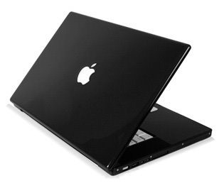 Black MacBook