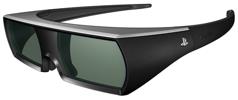 PS 3D Glasses