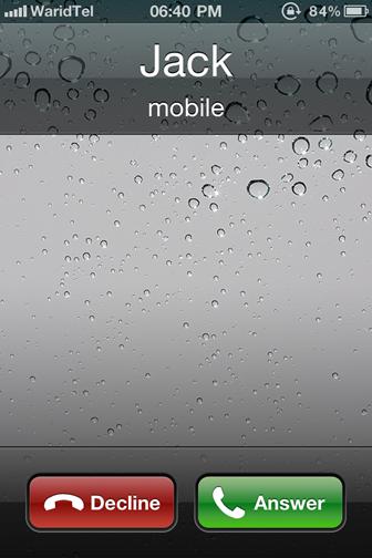 Iphone Display Change