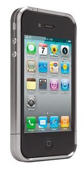 iPhone 4 Titanium Case