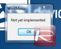 Not Implemented
