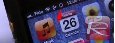 iOS 5 Syncing Icon