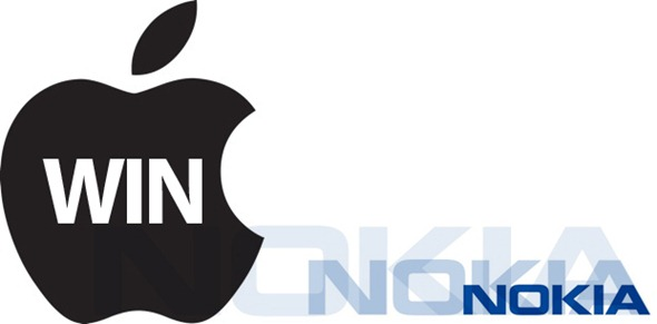 Apple Nokia