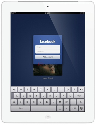 Facebook-For-iPad