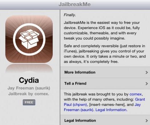 JailbreakMe 3.0