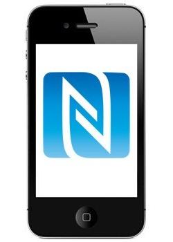 NFC iPhone 4