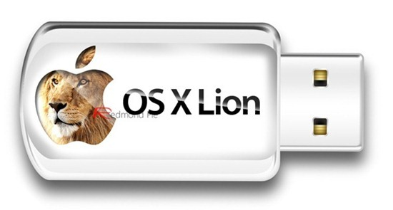 mac os x boot from usb