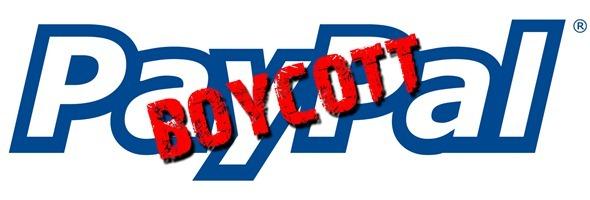 PayPal Boycott Anonymous