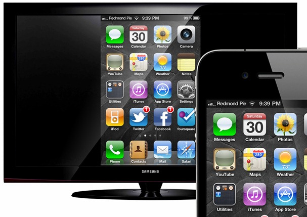 Video Mirroring iPhone